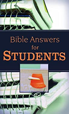 Bible Answers for Students 9781597899451