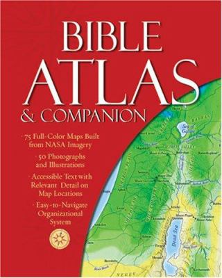 Bible Atlas & Companion 9781597897792