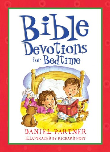 Bible Devotions for Bedtime 9781593103583