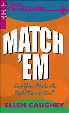 Bible Trivia Challenge: Match 'em 9781593106904