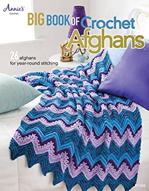 Crochet Afghans : 26 Afghans for Year-Round Stitching