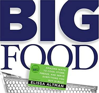 Big Food 9781594860874