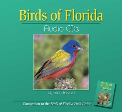 Birds of Florida Audio CDs D 9781591931065