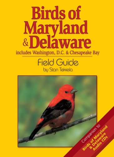 Birds of Maryland & Delawa 9781591931201