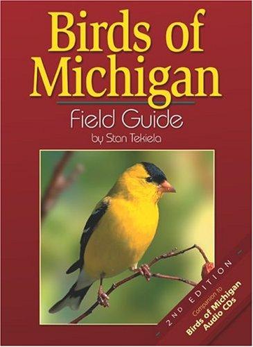Birds of Michigan Field Guide 9781591930433