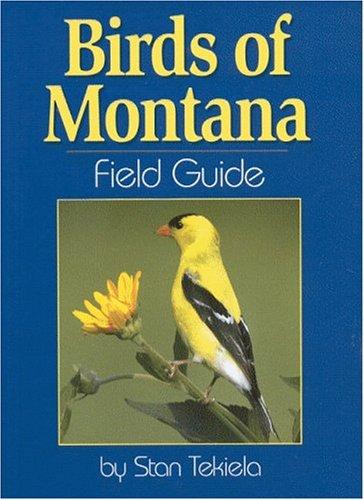 Birds of Montana Field GD 9781591930976
