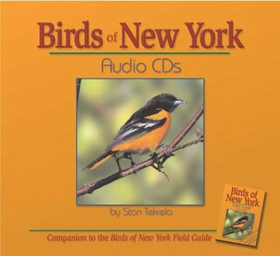 Birds of New York Audio CD 9781591931096