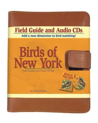 Birds of New York Field GD [With] CD 9781591931102