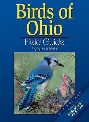 Birds of Ohio Field Guide 9781591930600