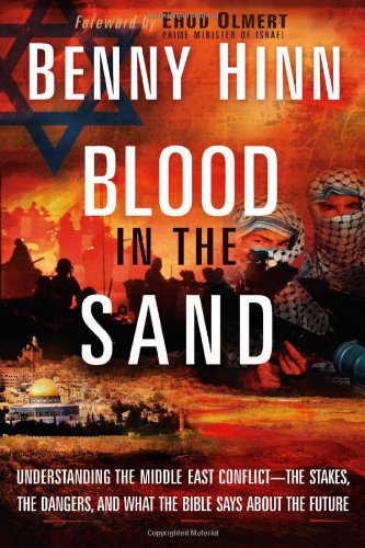 Blood in the Sand 9781599797700