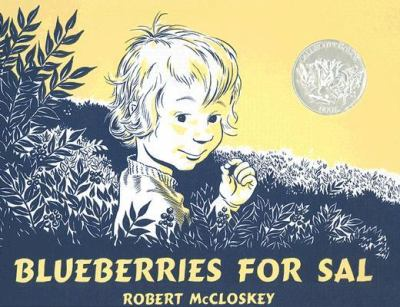 Blueberries for Sal [With Hardcover Book] 9781591126942