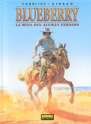 Blueberry: La Mina del Aleman Perdido: Blueberry: The Mine of the Lost German 9781594970818