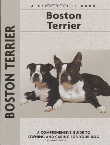Boston Terrier 9781593782467