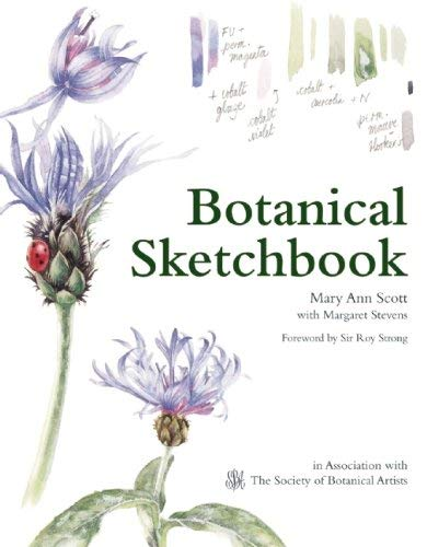 Botanical Sketchbook 9781596682320