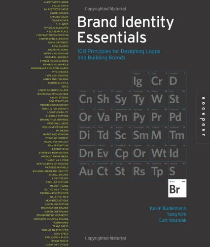 Brand Identity Essentials: 100 Principles for Designing Logos and Building Brands 9781592535781
