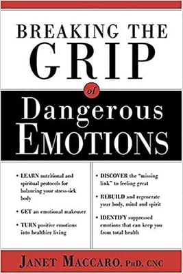Breaking the Grip of Dangerous Emotions: Don't Break Down - Break Through! 9781591857877