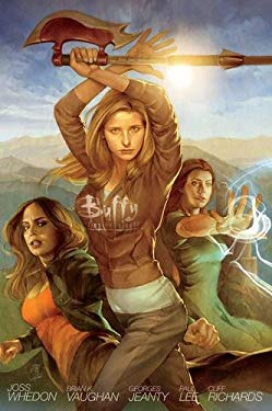 Buffy the Vampire Slayer Season 8, Volume 1 9781595828880
