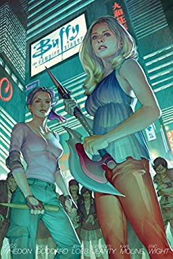 Buffy the Vampire Slayer Season 8 Library Edition Volume 2 Hc 9781595829351