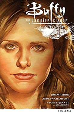 Buffy the Vampire Slayer Season 9 Volume 1: Freefall 9781595829221