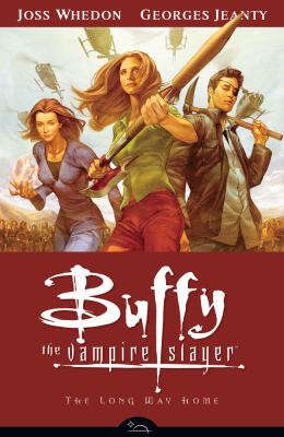 Buffy the Vampire Slayer: The Long Way Home 9781593078225