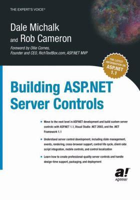 Building ASP.Net Server Controls 9781590591406