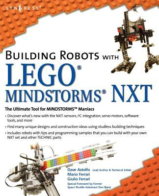 Building Robots with Lego Mindstorms NXT 9781597491525