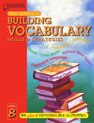 Building Vocabulary Skills and Strategies Level 8 (Enhanced eBook) 9781599058016