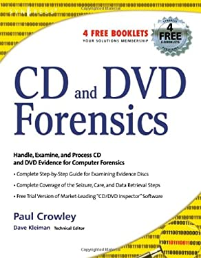 CD and DVD Forensics 9781597491280