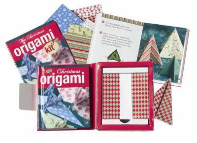 CHRISTMAS ORIGAMI KIT (Petite Plus Kit Series) 9781593599485