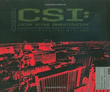 CSI: The Interactive Mystery: Crime Scene Investigation 9781594744068
