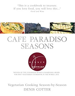 Cafe Paradiso Cookbook 9781592580651