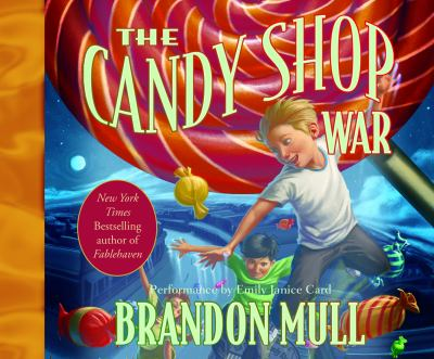 The Candy Shop War 9781590389331