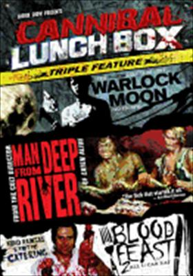 Cannibal Lunch Box Triple Feature