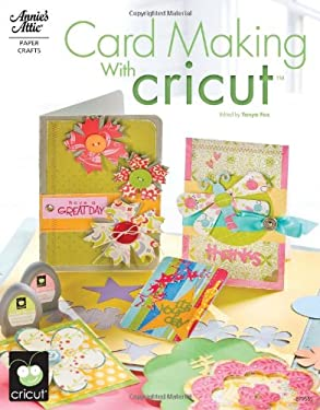 Card Making with Cricut 9781596352827