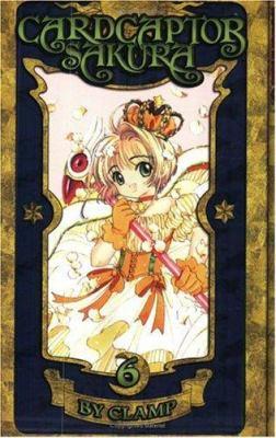Cardcaptor Sakura, Volume 6: 100% Authentic Manga 9781591828839
