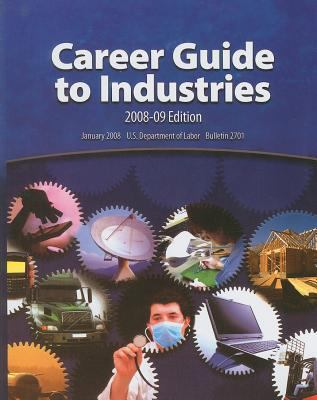 Career Guide to Industries 9781598044119