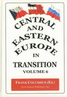 Central and Eastern Europe in Transition 9781590334744