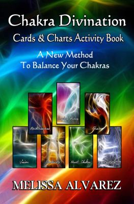 Chakra Divination Cards & Charts Activity Book 9781596110380