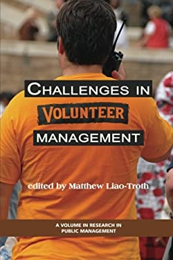 Challenges in Volunteer Management (PB) 9781593119249