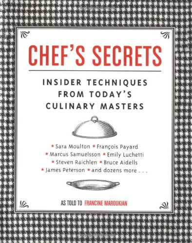 Chef's Secrets 9781594740053