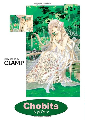 Chobits, Book 2 9781595825148