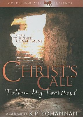 Christ's Call: Follow My Footsteps 9781595890061