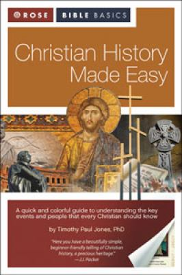 Christian History Made Easy 9781596363281