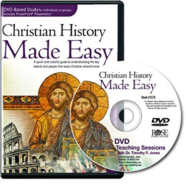 Christian History Made Easy 9781596365261