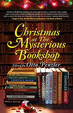 Christmas at the Mysterious Bookshop 9781593156770
