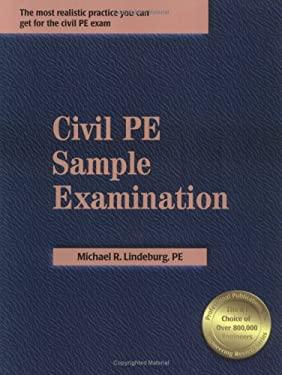 Civil Pe Sample Examination 9781591260059