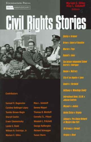 Civil Rights Stories 9781599410814