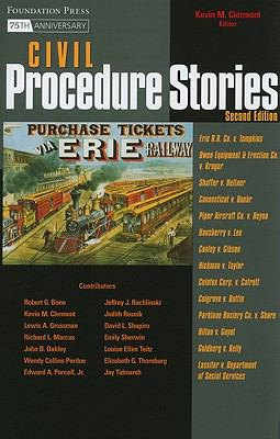 Civil Procedure Stories 9781599413471