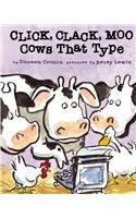 Click, Clack, Moo: Cows That Type 9781599610887