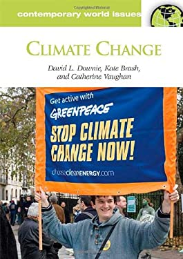 Climate Change: A Reference Handbook 9781598841527